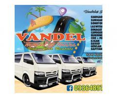Vandel Travel&Tours and Van-Car Rentals