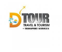 D'tour Travel & Tourism + Transport Services
