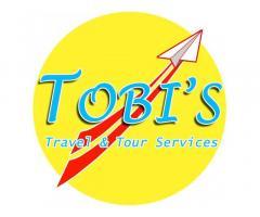 ToBi's Travel and Tour Services Inc.