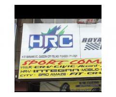 HRC AUTO Supply