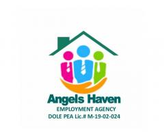 Angels Haven Employment Agency