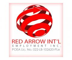 Red Arrow International Employment Inc.
