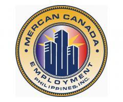 Mercan Canada Employment Philippines Health Care-KSA