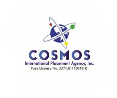 Cosmos International Placement Agency Inc.