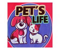 Pets Life Pets Shop