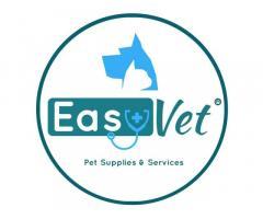 EasyVet Pet Supplies, Grooming & Veterinary Home Services