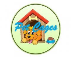 Pet Cages - Pet & Poultry Supply