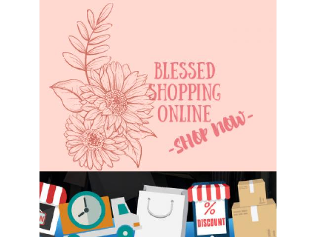 Blessed Online Shoppers