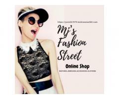 MJ's Fashion Street Online Shop