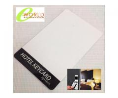 Hotel Keycard System - eWorld Enterprise