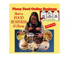 Pinoy Food Online Business