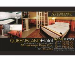 Queensland Lodge - Pasay