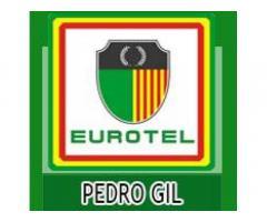 Eurotel HOTEL - Pedro Gil