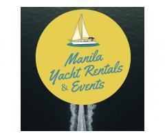 Manila Yacht Rentals & Events
