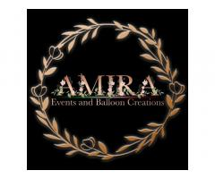Amira Events and Balloon Creations