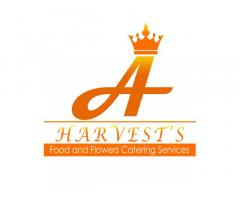 Harvest's Food & Flowers Catering Services and Event Styling