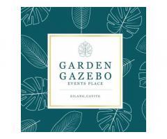 Garden Gazebo Events Place