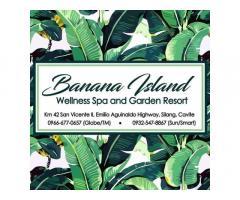 Banana Island Wellness Spa and Garden Resort