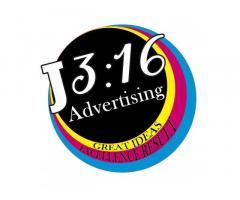 J316 Signs Advertising