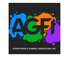 Advertising & Gaming Fabrication Inc.