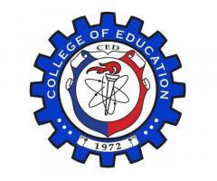 College of Education - E A R I S T Manila