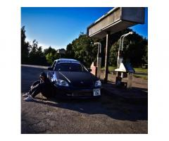 Honda Civic Vti Supercharger By Szymcio