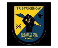 SR Strikenow Security and Investigation Agency