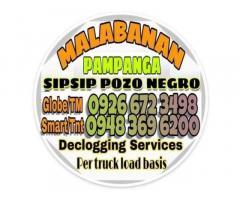 Malabanan Lubao Pampanga Siphoning and Declogging Barado Services