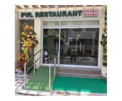 PVL Restaurant and Shabu-Shabu