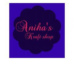 Aniha's Kraft Shop