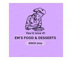 Em's Foods & Desserts