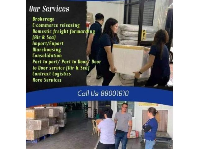 Worldwide Elite Freight Forwarding Consolidation Services Inc.