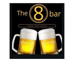 The 8eight bar