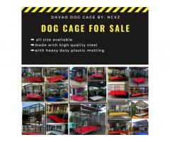 Davao Dog Cage - by:NCXZ