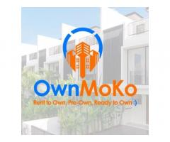 Ownmoko - Townhouse and House & Lot for Sale in Quezon City