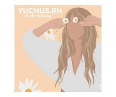 Yu-Chus Pre love Clothes