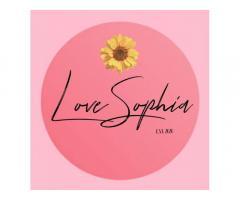 Love, Sophia Est. 2020