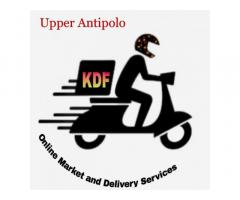 KDF Online Market and Delivery Services - Antipolo