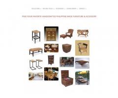 Philippine Furniture