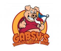 Gabsy's Boneless Lechon Belly