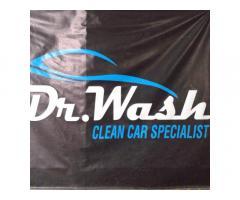 Dr. Wash clean car specialist