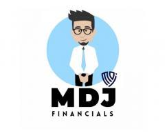 MDJ Financials, Life and Health Insurance