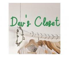 Dev's Closet