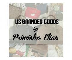 US Branded Goods by Primisha Elias