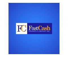 FastCash Finance Company, Inc.