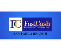 FastCash Finance Company Inc. San Pablo City Laguna Branch