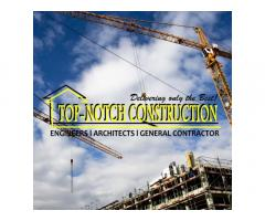 Top-Notch Construction - Architects Engineers Home Designers Builders