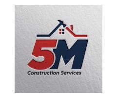 5M Construction Services