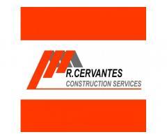 R.Cervantes Construction Services