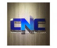 CNC Construction And Dev't Corp.